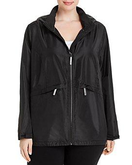 Marc New York Plus - Hooded Windbreaker Jacket