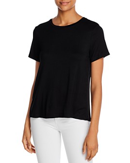 Avec - Pleated-Back Tee