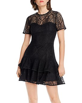 LINI - Maya Lace Mini Dress - 100% Exclusive