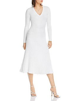 LINI - Carolyn Ribbed Knit Sweater Dress - 100% Exclusive