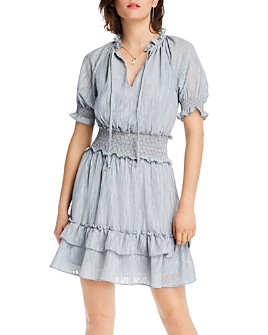 LINI - Meredith Smocked Waist Dress - 100% Exclusive