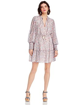 LINI - Opal Paisley-Print Dress - 100% Exclusive