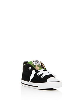 Converse - Unisex All Star Street Camo High-Top Sneakers - Walker, Toddler, Little Kid