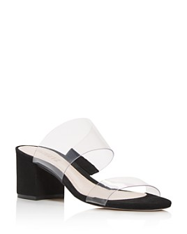 SCHUTZ - Women's Victorie Mid-Heel Sandals