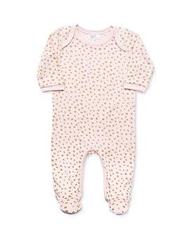 Tun Tun - Girls' Cotton Spots Footie - Baby