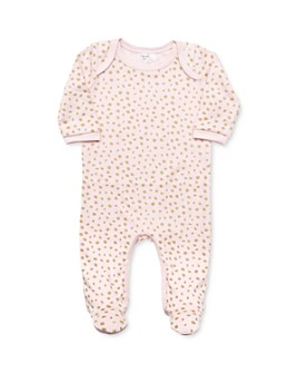 Tun Tun - Girls' Cotton Spots Footie - Baby