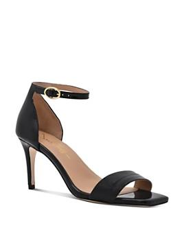 Joan Oloff - Women's Simone Strappy High-Heel Sandals