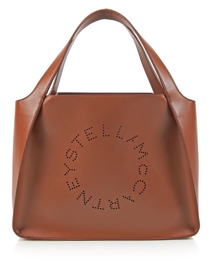 Stella McCartney Circle Logo Tote    Bloomingdale's