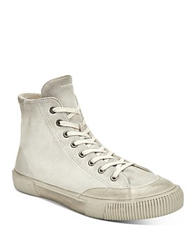 ALLSAINTS - Men's Dumont Suede High-Top Sneakers