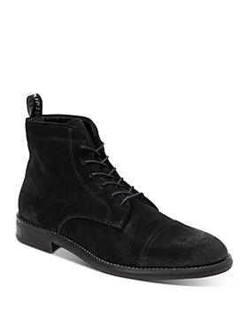ALLSAINTS - Men's Harland Suede Lace-Up Boots