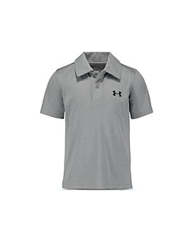 Under Armour - Boys' Matchplay Twist Polo Shirt- Little Kid