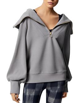 Varley - Vine Adjustable-Neckline Sweatshirt