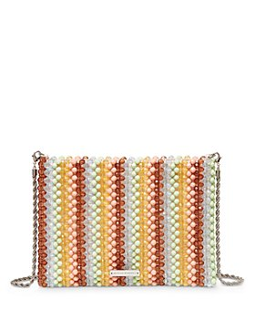 Loeffler Randall - Mia Multi-Colored Beaded Clutch
