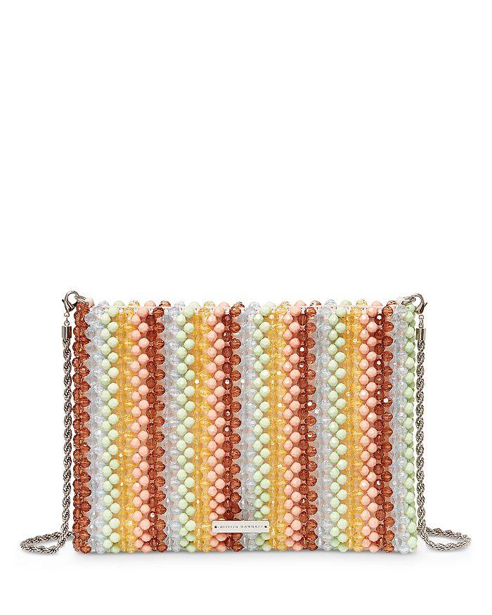 Loeffler Randall - Mia Multi-Colored Beaded Clutch