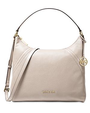 Michael Michael Kors Medium Leather Shoulder Bag