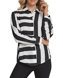 DKNY - Mixed-Stripe Shirt