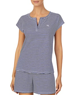 Ralph Lauren - Striped Shorts Pajama Set