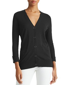 Ralph Lauren - Long-Sleeve V-Neck Cardigan