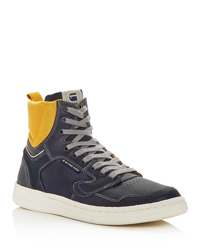G-STAR RAW - Men's Mimemis High-Top Sneakers