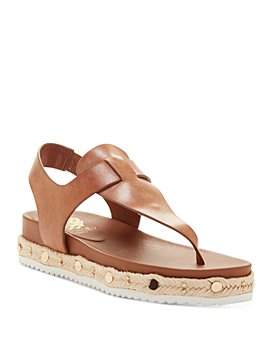 VINCE CAMUTO - Women's Aeronta Slingback Thong Sandals
