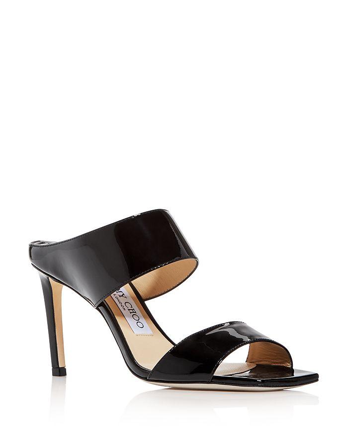 Jimmy Choo - Women's Hira High-Heel Slide Sandals