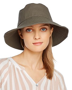 rag & bone - Cotton Canvas Bucket Hat