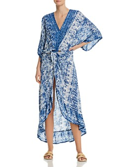Surf Gypsy - Twist Duster Swim Cover-Up