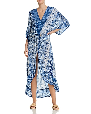 Surf Gypsy Twist Duster Swim Cover-Up