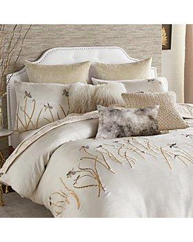 Michael Aram - Iris Bedding Collection