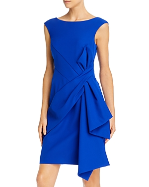 Eliza J Side Ruched Sheath Dress-Women