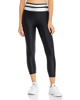 Urban Savage - Cropped Active Leggings