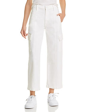 Mother The Rambler Ankle Cargo Pants-Women