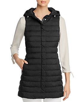 Herno - Hooded Woven Vest