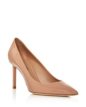 Saint Laurent - Women's Anja 85 Pointed-Toe Pumps
