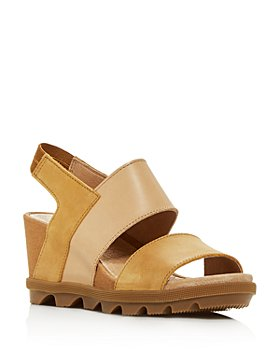 Sorel - Women's Joanie II Slingback Wedge Sandals