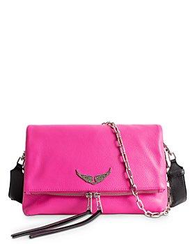 Zadig & Voltaire - Rocky Leather Shoulder Bag