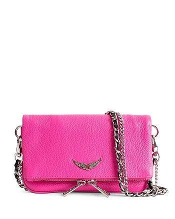 Zadig & Voltaire - Rock Leather Crossbody Bag