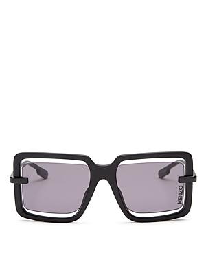 Kenzo Women\\\'s Open Space Square Sunglasses, 52mm
