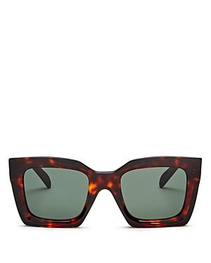 Celine Women\\\'s Square Sunglasses, 51mm
