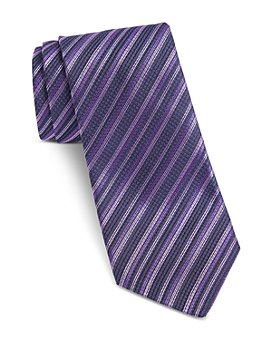 John Varvatos Star USA - Fillmore Textured Stripe Classic Tie