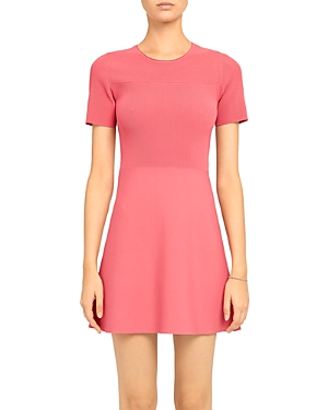Theory Dresses OTTO FIT-AND-FLARE DRESS