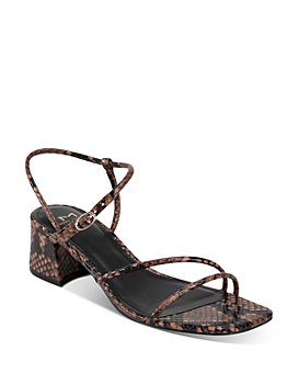 Marc Fisher LTD. - Women's Jiny Strappy Sandals - 100% Exclusive