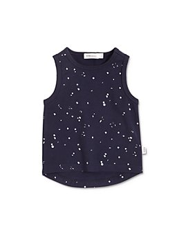 Miles Baby - Boys' Cotton-Blend Printed Tank Top - Baby
