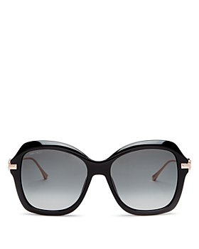 Jimmy Choo - Women's Tessy Square Sunglasses, 56mm