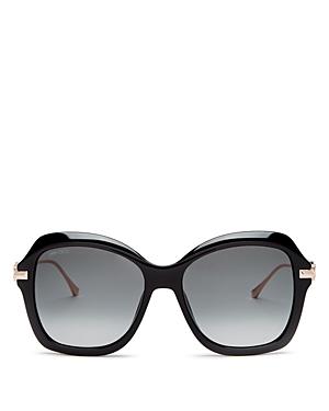 Jimmy Choo Women\\\'s Tessy Oversized Sunglasses, 56mm-Jewelry & Accessories