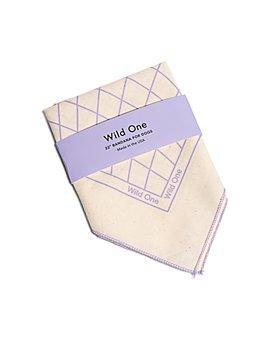 Wild One - Printed Cotton Pet Bandana