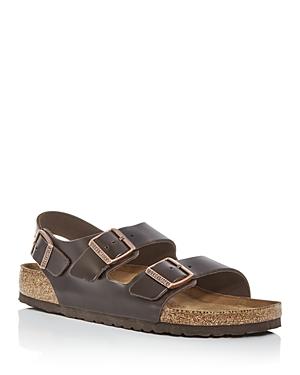 Birkenstock Men\\\'s Milano Leather Sandals