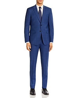 Theory - Chambers & Mayer Plaid Slim Fit Suit Separates