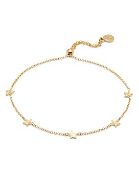 Gorjana - 18K Gold-Plated Super Star Charm Slider Bracelet