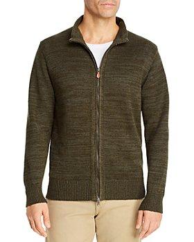Inis Meain - The Classics Linen Full-Zip Sweater